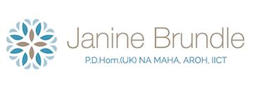 Janine Brundle Logo